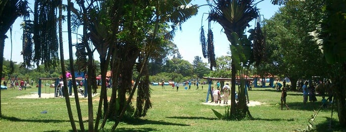 Parque Ecológico do Tietê is one of Noooossa.