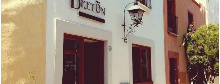 Breton is one of Querétaro, Qro..