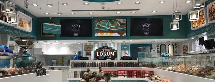 Afyon Lokum Atölyesi is one of Bir Gurmenin Seyir Defteri.