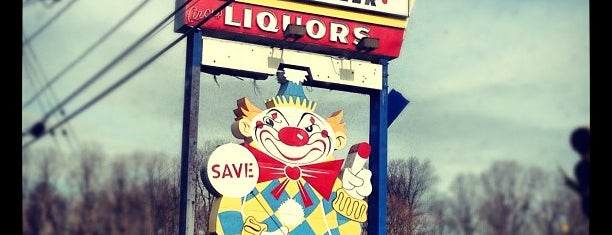The Evil Clown of Middletown is one of Lieux qui ont plu à Duies.