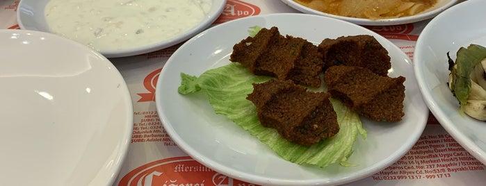 Canciğer Sedat Usta is one of İzmir Karışık Yemek.