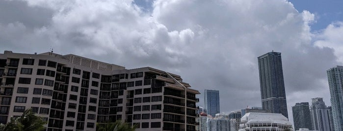 Brickell Key is one of Florida.