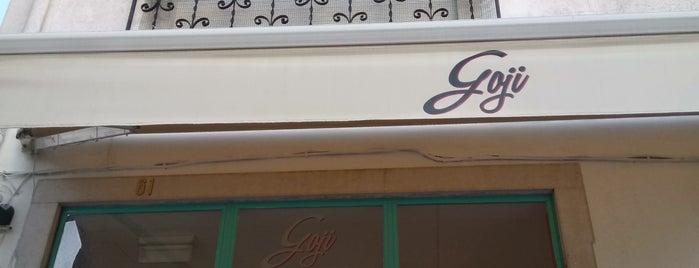 Goji is one of Locais curtidos por Alessio.