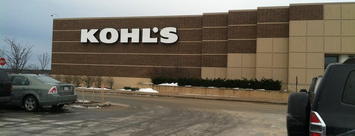Kohl's is one of Beach House Area.