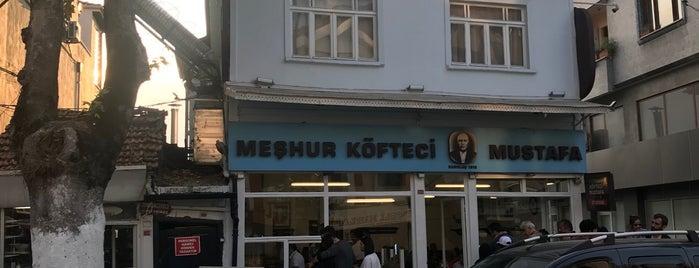 Meşhur Köfteci Mustafa is one of Locais curtidos por Kadriye.