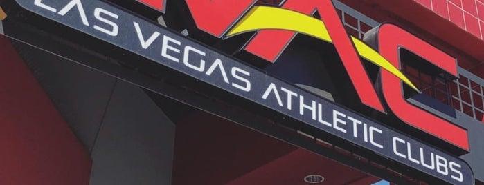 Las Vegas Athletic Club - Northwest is one of Orte, die Mindy gefallen.