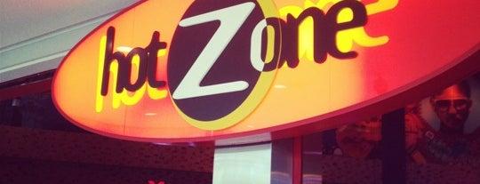 Hot Zone is one of Lugares favoritos de Alberto J S.