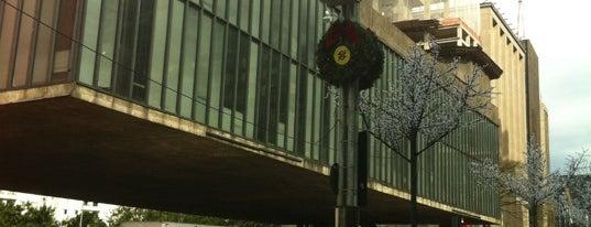 Museu de Arte de São Paulo (MASP) is one of SP.