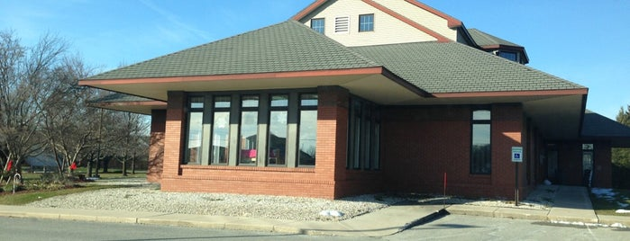 Glatfelter Memorial Library is one of Libraries in York County.