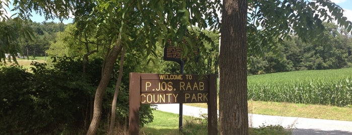 P. Joseph Raab County Park is one of Parks in York County (PA).