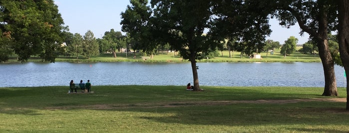 Bachman Lake Playground is one of Must-visit Great Outdoors in Dallas.