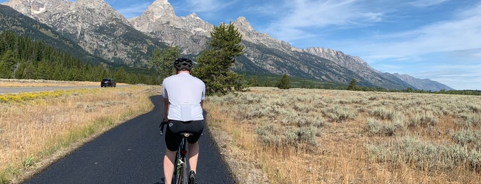 Grand Teton National Park (Dornans Emtrance) is one of Orte, die Patrizio gefallen.