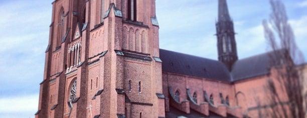 Uppsala Domkyrka is one of Posti che sono piaciuti a Şebnem.