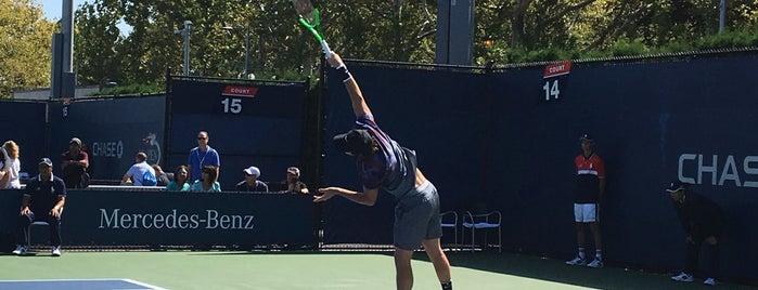 Court 14 - USTA Billie Jean King National Tennis Center is one of Stuff....