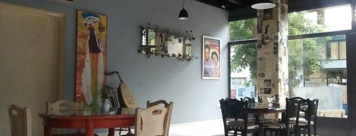 Πολυμήχανο Café teatral is one of Posti che sono piaciuti a Νίκος.