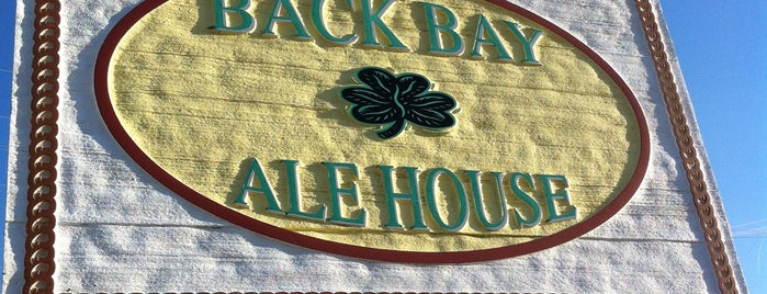 Back Bay Ale House is one of Foodie NJ Shore 1.