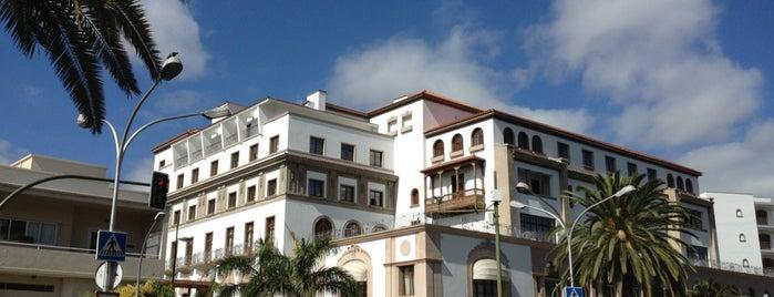 Iberostar Grand Hotel Mencey is one of Hoteles en España.