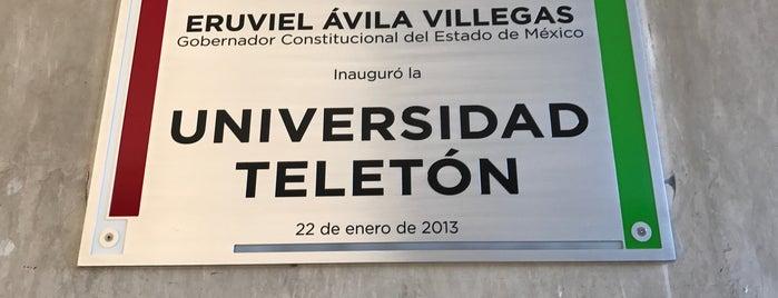 Universidad Teletón is one of สถานที่ที่ Jorge ถูกใจ.