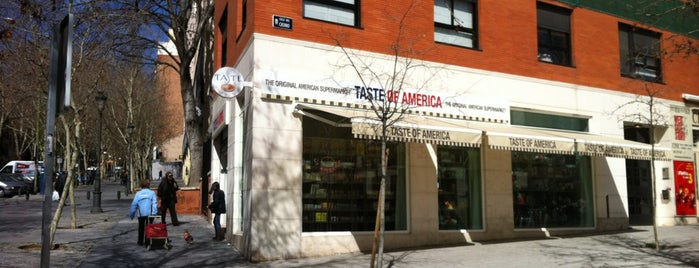 Taste of America is one of Lieux sauvegardés par Spidey.