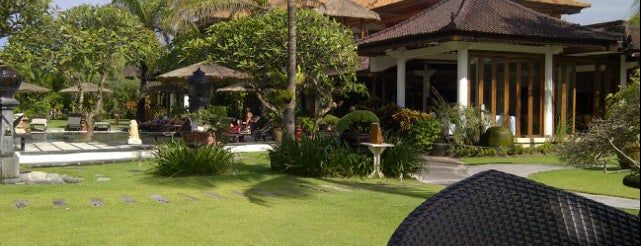 Keraton Jimbaran Resort & Spa is one of BALI - STAY.