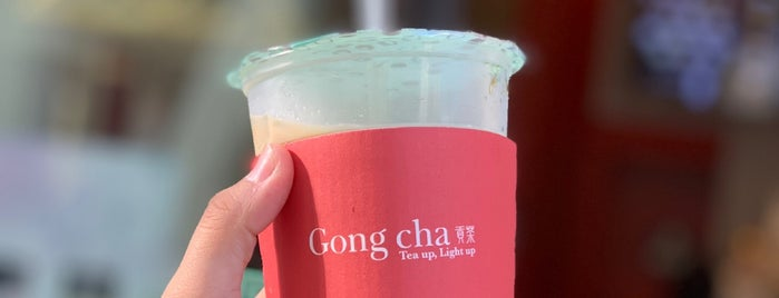 Gong Cha is one of Karen 님이 좋아한 장소.