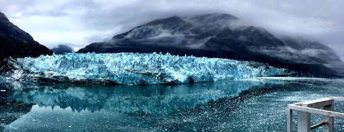 Glacier Bay National Park is one of National Recreation Areas.