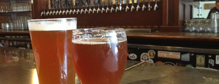 Naked City Brewery & Taphouse is one of Seattle Brewpubs, Taprooms and Breweries.