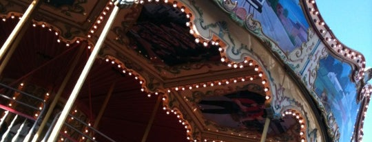 The Carousel at Pier 39 is one of San Francisco Bay.