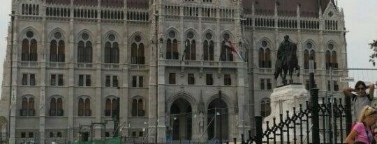 Parlament is one of Tempat yang Disukai Inta.