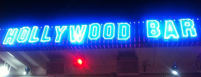 Hollywood Bar is one of ea.