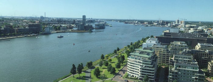 A'DAM Lookout is one of Amsterdam.