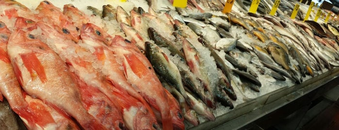 Fish Market is one of New York.