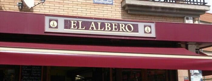 El Albero is one of Zaragoza.