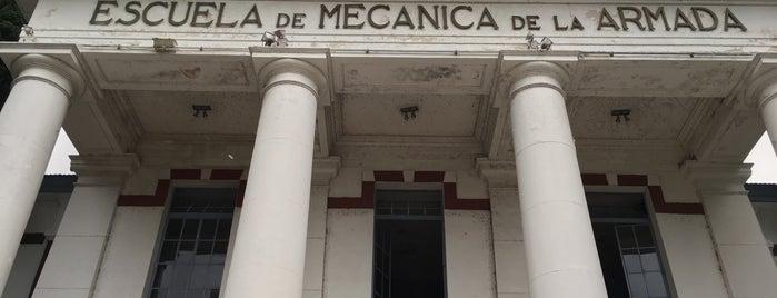 Museo Sitio de Memoria ESMA is one of Buenos Aires.