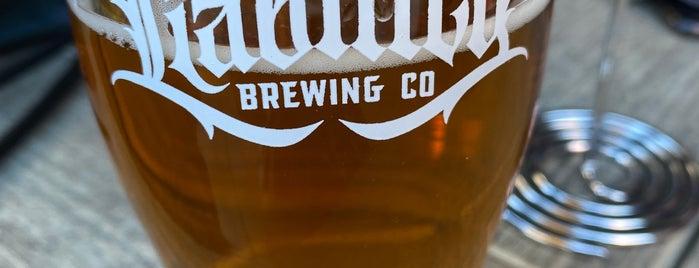 Liability Brewing Company is one of Bribble'nin Beğendiği Mekanlar.