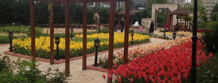 Gaziantep Botanik Bahçesi is one of Locais salvos de Bengü.