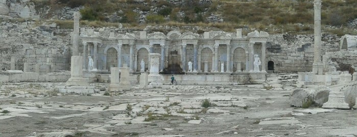 Sagalassos is one of Burdur.