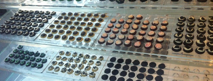 Baked By Melissa is one of Cafe Shop & grocery.