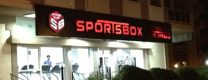 Sportsbox is one of Orte, die Güven gefallen.