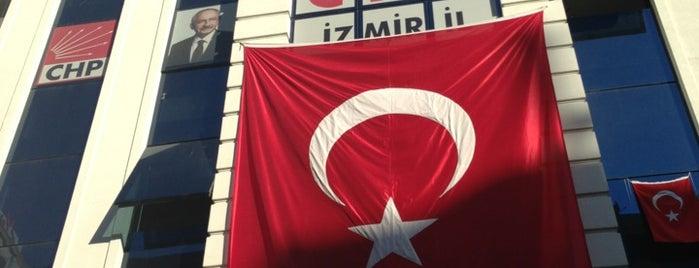Cumhuriyet Halk Partisi İzmir İl Başkanlığı is one of themaraton.