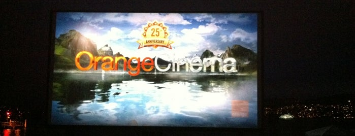 Orange Cinema is one of Places to be when in Zurich.