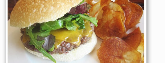 Five Bistro is one of Business Insider's 50 Best Burgers.