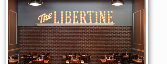 The Libertine Neighborhood Eatery is one of Josh 님이 좋아한 장소.
