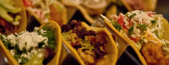 Mission Taco Joint is one of 2014 Iron Fork Restaurants.