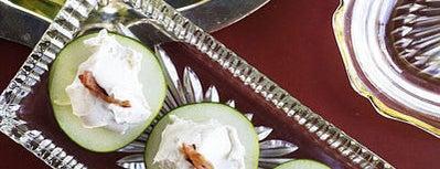 Water Street Food & Drink is one of 2014 Iron Fork Restaurants.