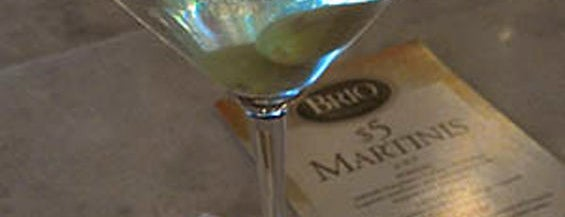 Brio Tuscan Grille is one of 34 St. Louis Cocktails You Should Try.