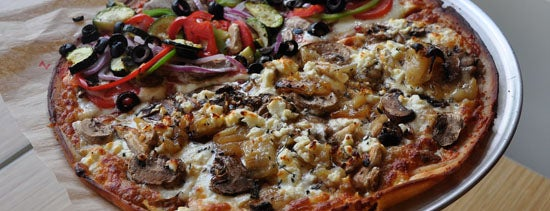 Z Pizza is one of Best Vegetarian Dishes in St. Louis.