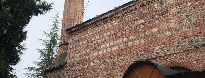 Orhangazi Camii is one of Bir Gezginin Seyir Defteri.