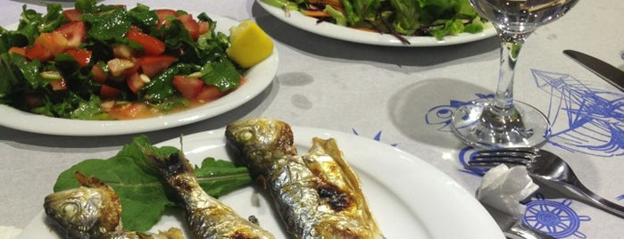 Çapa Restaurant is one of Ayse: сохраненные места.