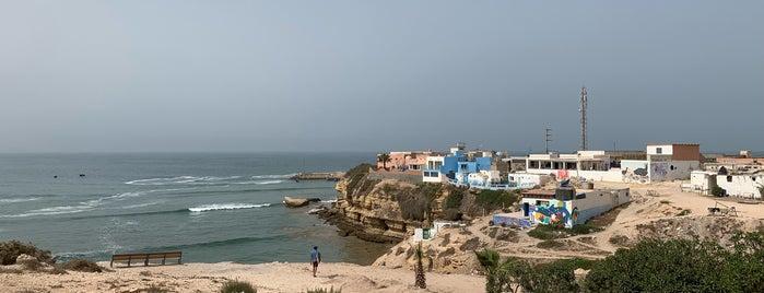 Imessouane Beach is one of Guía de Marruecos.